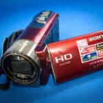 HDR-CX180V 水没 データ復旧