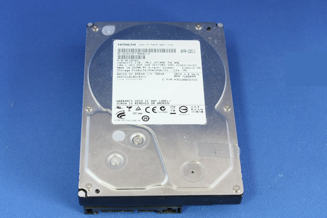 HITACHI 1TB HDD