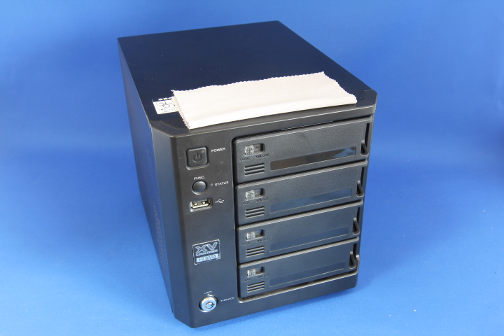 HDL-XV4.0 RAID6 データ復旧