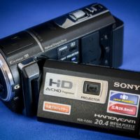 HDR-PJ590 故障 データ復旧
