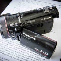 HDC-TM300水没データ復旧
