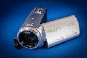 HC-V550M データ復旧