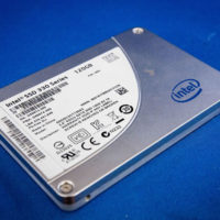 SSDSC2CT120A3 データ復旧